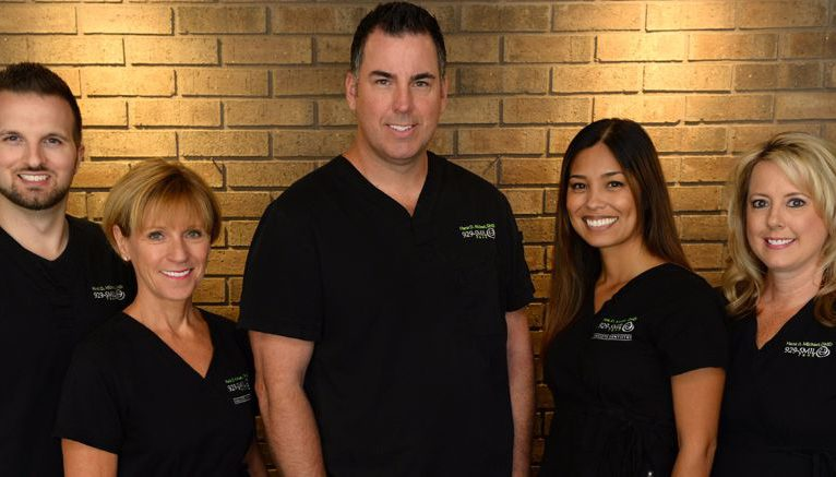 Sarasota Dentistry Team Photo