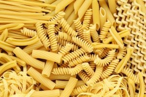 pasta after dental surgery